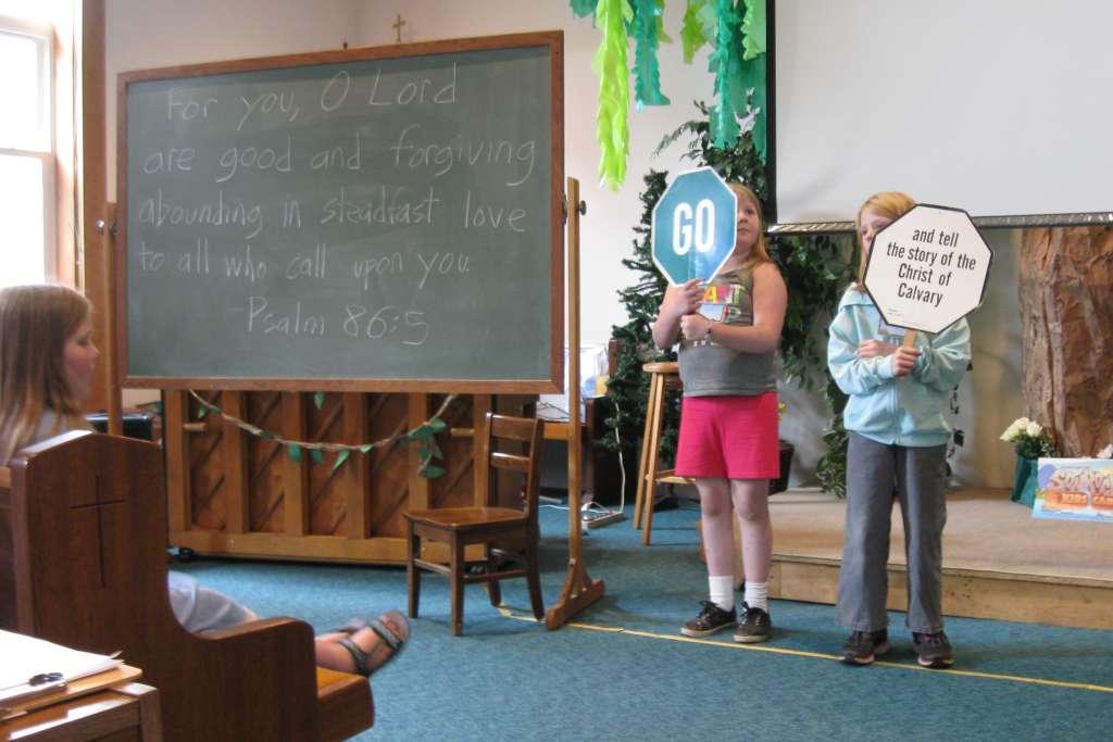 Pomona Bible Church » SonRock Kids Camp – Saturday Afternoon